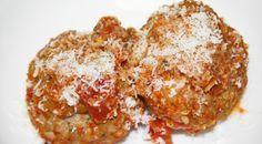 Italian Spiced Porcupines