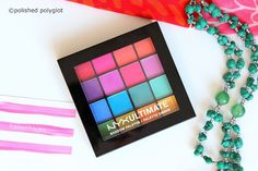 Makeup  A rainbow on a case: NYX Ultimate Shadow Palette #04 Brights [FOTD & Review]   Hello Sweeties!! Anyone excited for the long weekend ahead? I am! What are your plans for the holidays? Today I'd like to share with you my thoughts on the NYX Cosmetics Ultimate Shadow Palette #04 Brights. I got this lovely palette last year for Black Friday so a review about it is long overdue. What is this palette like? Is it good quality? Was it a worthy purchase? Keep reading to find all the answers…