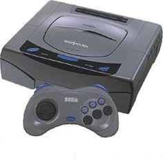 Sega Saturn 1st Generation - Japan (1994)