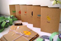 Childrens Birthday Invitation Cards. $11.10, via Etsy.