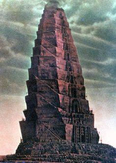 Tower of Babel-Genesis 11:1-9