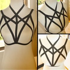 BODY HARNESS CAGE