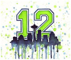 Shout Out to the 12's!