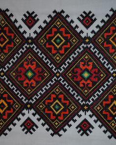 Stitch Patterns, Knitting Patterns, Bargello, Christmas Cross, Needlepoint, Needlework, Bohemian Rug, Cross Stitch, Tapestry