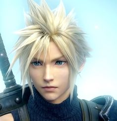 Final Fantasy Funny, Final Fantasy Cloud, Final Fantasy Characters, Final Fantasy Artwork, Final Fantasy Vii Remake, Cloud Strife, Cloud And Tifa, Star Comics, Fantasy Setting