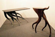 Table designs byChul An Kwak  (viadesignboom)