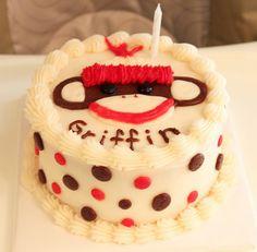 small cake for Lucas