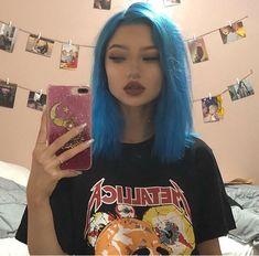 σ σ σ ℓ ℓ ℓ You are in the right place about grunge hair asian Here we offer you the most beautiful Grunge Look, 90s Grunge, Grunge Style, Grunge Outfits, Grunge Hair, Soft Grunge, Cute Hair Colors, Beautiful Hair Color, Hair Colours