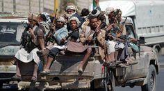 #موسوعة_اليمن_الإخبارية l مسلحون حوثيون يحاصرون منزل قيادي في حزب المؤتمر بحجة