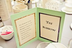 A magical and bookish Harry Potter wedding | Offbeat Bride