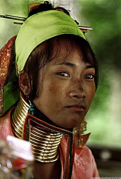 Long Neck Tribe. Thailand