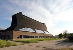 Färberei und Spinnerei, Hutfabrik Luckenwalde - Erich Mendelsohn