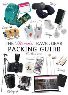 Travel-Gear-Packing-Guide #travelgear