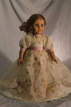 civil war era garden party gown with petticoat and by bobbyjosue