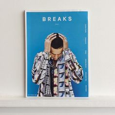 Now stocking #breaksmagazine #fashion #music #skate #travel #lucienclarke #lexdray #onra