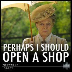 Whatever shall she do...