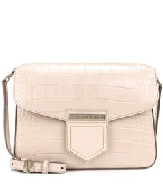 GIVENCHY Schultertasche New Line Small Aus Geprägtem Leder. #givenchy #bags # #