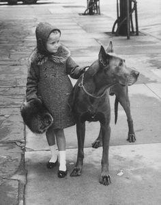 Photo by Nina Leen, 1957