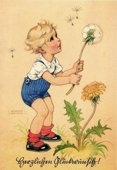 Ilustradora alemã nascida em 1900 na cidade de Berlim.   O seu principal período de criatividade estende-se desde a década de 1920 até ao...