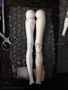 bjd knee joints