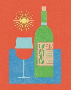 Wine by chipirilox, via Flickr