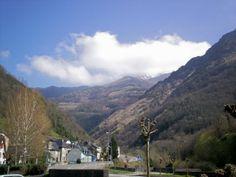 Sarrance, premier village située dans la vallée d'Aspe - Pyrénées Atlantique