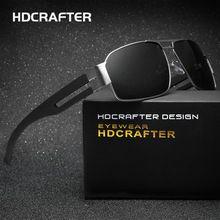 8725a9e7da HDCRAFTER Brand Unisex Retro Aluminum Sunglasses Polarized Lens Vintage  Eyewear Accessories Driving Sun Glasses For Men Women - Tech Slime