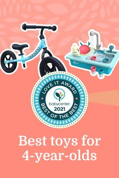 Best toys for 4-year olds Top Toys, Baby Center, 4 Year Olds, 4 Years, Activities, Children, Young Children, Boys, Kids
