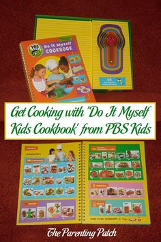 Extremely positive book review of 'Do It Myself Kids Cookbook' from PBS Kids, which features 45 recipes that encourage the youngest chefs to learn how to cook with safe and fun food ideas. via @ParentingPatch