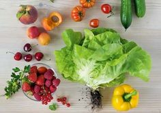 Saisonkalender: Obst und Gemüse von Januar bis Dezember