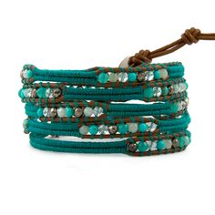 Chan Luu wrap bracelets-SELLS FOR $190 on their website