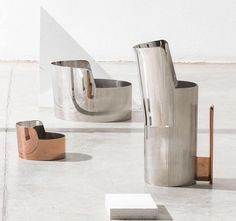 SURREAL/TILTED  Georg Jensen Patricia Urquiola Urkiola tableware collection