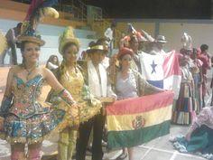 Presentación festival de músicas y bailes folclóricos del mundo.