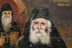 Άγιος Παΐσιος: Η ευλάβεια προς την Παναγία Religion, Painting, Saints, Painting Art, Paintings, Painted Canvas, Drawings