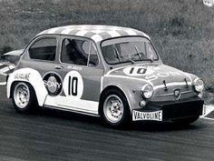 Rob Dijkstra #Fiat Abarth