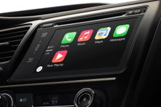 Apple CarPlay: Why parents are going to like it.