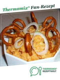 Gerupfter Käse von mixblitz. Ein Thermomix ® Rezept aus der Kategorie Saucen/Dips/Brotaufstriche auf www.rezeptwelt.de, der Thermomix ® Community.