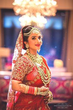 Sabyasachi bridal lehenga red blouses 56 New ideas Royal Indian Wedding, Indian Wedding Poses, Indian Wedding Couple Photography, Indian Weddings, Real Weddings, Engagement Photography, Indian Bridal Photos, Indian Bridal Fashion, Indian Bridal Wear