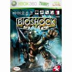 Bioshock 1 Korean Version (Xbox 360) Super Rare