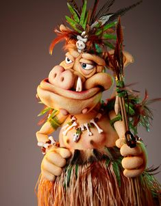 *MYSTICAL RELM ~ Puppets | Figurenschneider – Puppenbau & Figurenbau Norman Schneider Walk-Acts