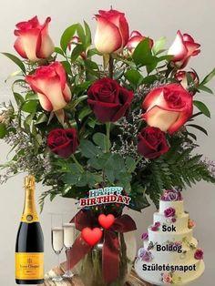 Birthday Wishes Greetings, Happy Birthday Messages, Happy Birthday Cakes, Birthday Cake Write Name, Birthday Cake Writing, Valentine Decorations, Valentines Diy, Birthdays, Album