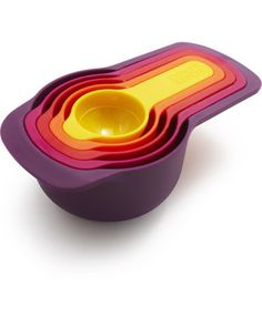 Nesting Measuring Cups, Set of Five
