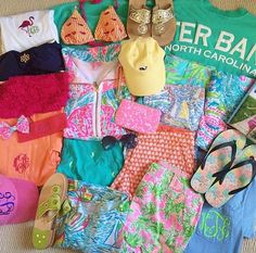 this is preppy paradise
