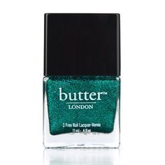 Butter London - Neglelak - Henley Regatta Free Products, Butter London, Cruelty Free, Perfume Bottles, Glitter, Beauty, Lily, Beleza, Perfume Bottle