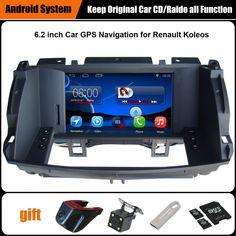 Discount! US $350.00  Upgraded Original Car Radio Player Suit to Renault Koleos 2009-2014 GPS Navigation Car Video Player WiFi Bluetooth  #Upgraded #Original #Radio #Player #Suit #Renault #Koleos #Navigation #Video #WiFi #Bluetooth  #BlackFriday