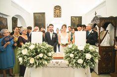 Fairytale summer wedding in Sifnos | Chara & Raul - Love4Wed