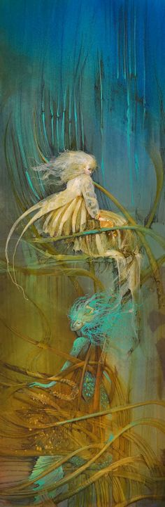 Anne Bachelier - the colors and the design are striking!