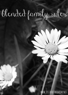 When two families come together, sometimes rules are needed. Here are four blended family rules that have worked for us.