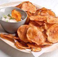 Recette Chips maison au paprika