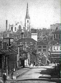 Walsall, West Midlands, My Town, The Good Old Days, Old Pictures, Birmingham, Paris Skyline, The Past, Street View